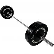 Levytankosarja Bumper 80 kg, FitNord