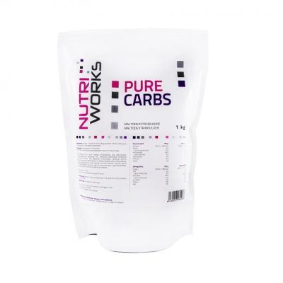 Maltodekstriini, Nutri Works Pure Carbs 1 kg