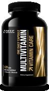 Multivitamiini, Self Daily Care 120 kaps.