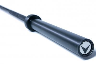 Musta Olympia-painonnostotanko 20 kg, max. 680 kg, FitNord