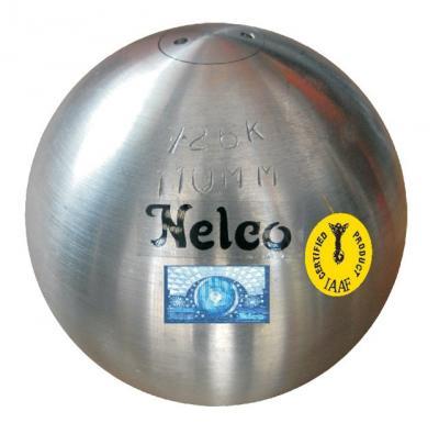 Virallinen kilpakuula 5 kg, Nelco, Alloy
