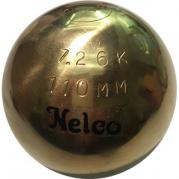 Virallinen kilpakuula, Nelco, Brass