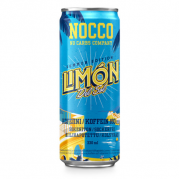 NOCCO BCAA Limón Del Sol -energiajuoma (kausimaku), 330ml, 24-PACK