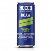 NOCCO BCAA Päärynä -energiajuoma, 330ml, 24-PACK