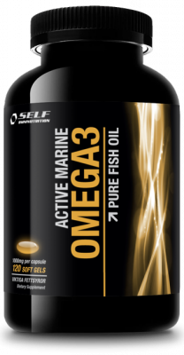 Omega-3 Active Marin, SELF 280 kaps.