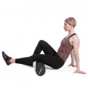 Pilates-rulla, pitkä EVA-premium 15 x 90 cm (Foam Roller), FitNord