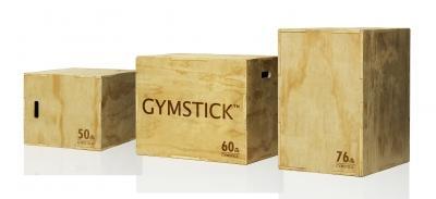 Puinen plyobox, Gymstick
