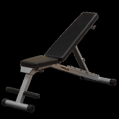 Säädettävä taittopenkki, Powerline Multi-Bench, Body-Solid