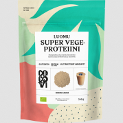 CoCoVi Super Vegeproteiini, kookos-kaakao, 240g