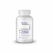 Sinkki, Nutri Works Strong Zink 25 mg 120 tabl.