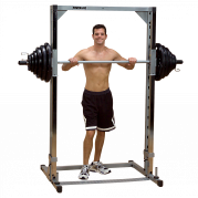 Smith-kiskopunnerruslaite, PowerLine Smith Machine, Body-Solid