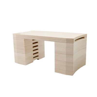 Treenipöytä, FitWood SNÖBLOCK