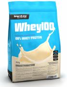Heraproteiini maustamaton, SportLife Whey100 700g (POISTO - PÄIVÄYS VANHENEMASSA)