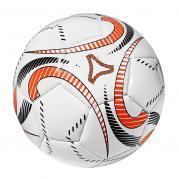SportVida Jalkapallo, koko 5, valkoinen/oranssi/musta