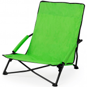 SportVida Kokoontaitettava retkituoli vihreä