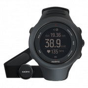 Suunto Ambit3 Sport (HR) Black