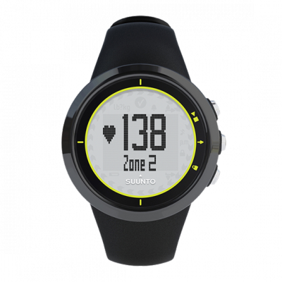 Suunto M2 Black / Lime