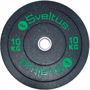 Sveltus Olympic Disc Bumper 10 kg Levypaino
