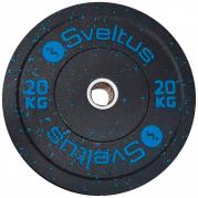 Sveltus Olympic Disc Bumper 20 kg Levypaino