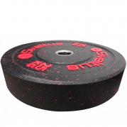 Sveltus Olympic Disc Bumper 25 kg Levypaino