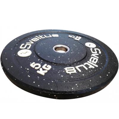 Sveltus Olympic Disc Bumper 5 kg Levypaino