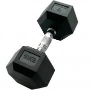 Hex Käsipainot 10 kg (PARI) Sveltus