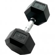 Hex Käsipainot 12,5 kg (PARI) Sveltus