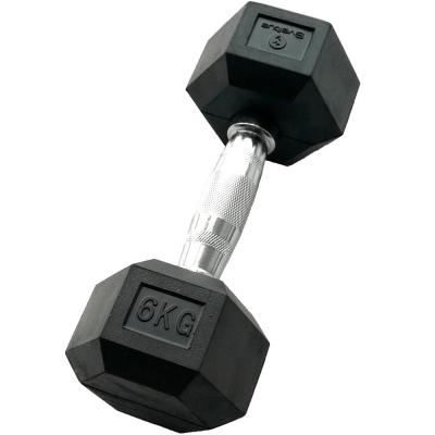 Hex Käsipainot 6 kg (PARI) Sveltus