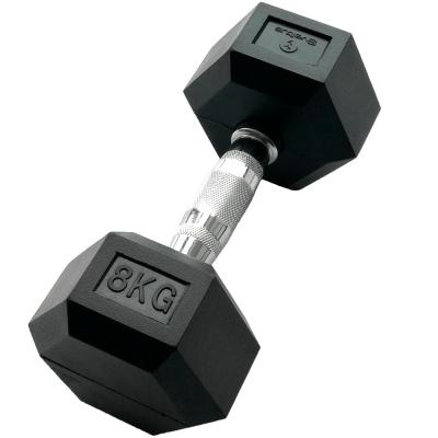 Hex Käsipainot 8 kg (PARI) Sveltus