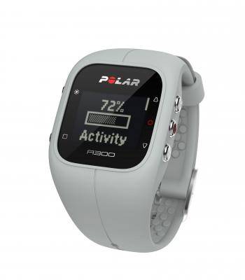 Fitnessmittari, Polar A300 (HR) White