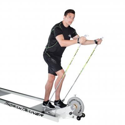 Thorax Trainer magneettivastuksella