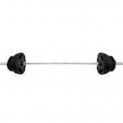 Thunder Olympic Levytankosarja 135 kg (otekahvoilla)