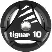 Tiguar otekahvallinen 10 kg PU levypaino
