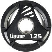 Tiguar otekahvallinen 1,25 kg PU levypaino