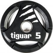 Tiguar otekahvallinen 5 kg PU levypaino