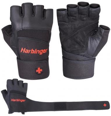 Treenihanskat rannetuella, Harbinger Pro WristWrap
