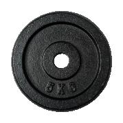 30 mm levypaino 5 kg, valurauta
