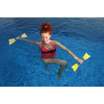 Vastusmela Aqua Oars painollinen, Sveltus käytössä