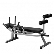 Vatsapenkki, Horizontal Ab Crunch Machine, Body-Solid