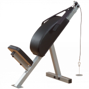 Vatsarutistuspenkki, Ab Crunch Bench, Body-Solid