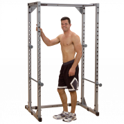 Kyykkyhäkki, Powerline Power Rack, Body-Solid